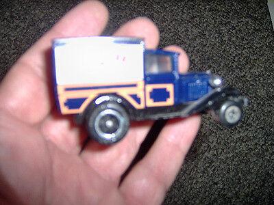 """MATCHBOX Model A Ford  """"MATCHBOX SPEED SHOP"""" -  1979"""