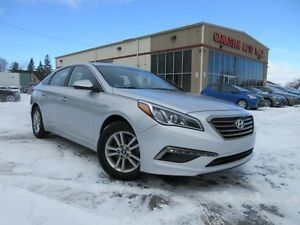 2016 Hyundai Sonata GL, HTD. SEATS, BT, ALLOYS, 36K!