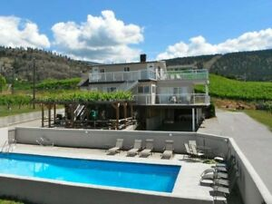 Bachelors Suite on the Naramata Bench - 6 Month Rental
