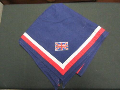 Great Britain Scout Scarf Neckerchief      fx2