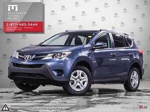 2014 Toyota Rav4 LE upgrade package All-wheel Drive (AWD)