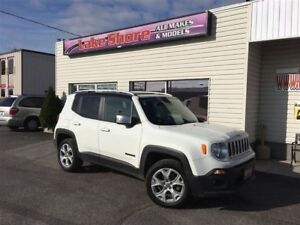 2015 Jeep Renegade Limited LEATHER