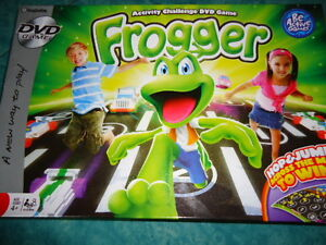 Frogger Interactive Game (2 available)