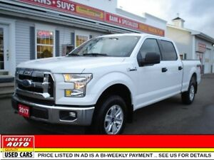 2017 Ford F-150 XLT $36995 financed price - 0 down payment* XLT