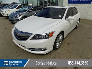 2014 Acura RLX Leather/ Backup Camera/ Sunroof