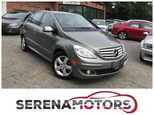MERCEDES-BENZ B200 AUTO | NO ACCIDENTS | HEATED SEATS | LOW KM'S