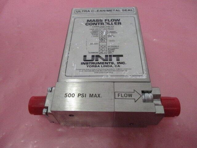 Unit Instruments UFC-1660 Mass Flow Controller, MFC, C2HF5, 50 SCCM, 424985