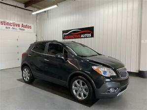 2013 Buick Encore AWD/LEATHER/HTD STEERING/REM.START/BACKUP CAM