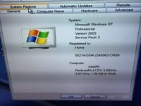 Shuttle PC Windows XP (Reset to Factory Settings)
