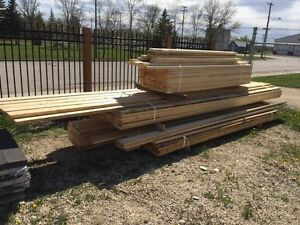 Spruce Lumber For Sale (2x6)