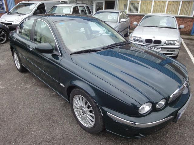 2006 Kz jaguar Owners manual