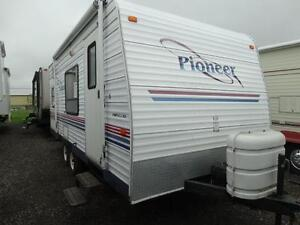 20 foot used travel trailer for sale