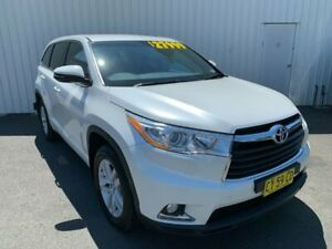 2016 Toyota Kluger GSU50R GX 2WD White 6 Speed Sports Automatic Wagon South Grafton Clarence Valley Preview