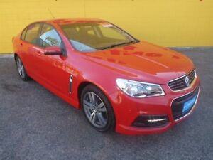 2015 Holden Commodore VF MY15 SV6 Red 6 Speed Sports Automatic Sedan Winnellie Darwin City Preview