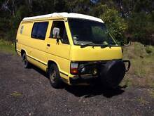 1985 Toyota Hiace Pop Top Fairlight Manly Area Preview