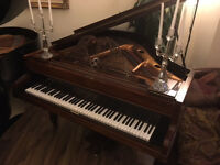 John Broadwood & Sons Grand Piano