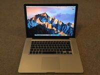 MacBook Pro 2011 2.2Ghz i7 ***SIGNIFICANTLY UPGRADED - NEW LOGIC BOARD AND DISPLAY*** IMMACULATE