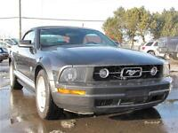2009 Ford Mustang Pony Package Convertible! We finance EVERYONE