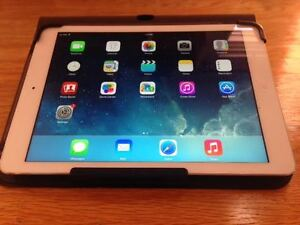 iPad 5th Generation (Air) 64GB with Belkin Case