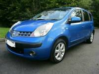 2006 Nissan Note 1.6 petrol Full Automatic Low Genuine mileage Superb drives