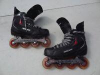 Bauer Vapor RX25 Senior Inline Hockey Skates UK 9.5/EUR 44.5