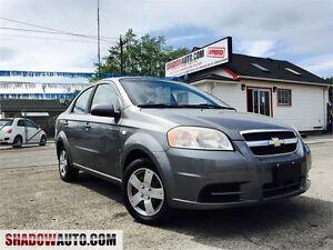 2007 Chevrolet Aveo LS, honda, toyota, mazda, cars, credit