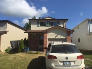 Great 4 bedroom in North East Barrie.  Check this out