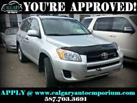 2009 Toyota Rav4 $99 DOWN EVERYONE APPROVED