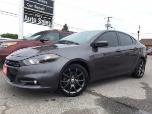 2015 Dodge Dart SXT RALLYE / BLUETOOTH, 2.4L / FOR ONLY $14 995