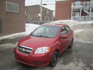 CHEVROLET AVEO WAVE SWIFT 2008 MANUEL