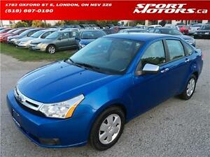 2010 Ford Focus! New Tires & Brakes*Rust Proofed* MicroSoft SYNC London Ontario image 1