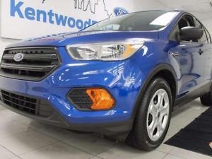 2017 Ford Escape S- Smooth blue, back up cam, satisfaction!