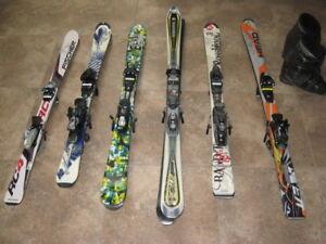 SKIS, Ski boots