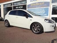 Fiat Punto Evo 1.4 8v ( s/s ) GP Full S/H Finance Available p/x Swap