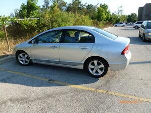 2007 Honda Civic Sedan