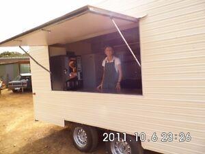 Food Van Fully Equipped Seddon Maribyrnong Area Preview