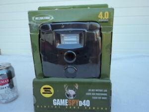 Moultrie Game Spy D40 Caméra de jeu numérique 4,0 Megapixel