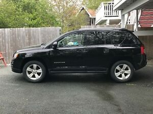 2012 Jeep Compass Sport SUV, Crossover