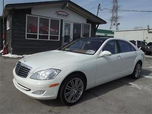 2009 Mercedes-Benz S550 NIGHT VISION NAV CAM SUNROOF LEATHER 