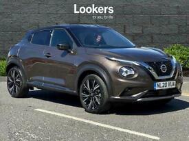 image for 2020 Nissan Juke 1.0 Dig-T Tekna+ 5Dr Dct Auto Hatchback Petrol Automatic