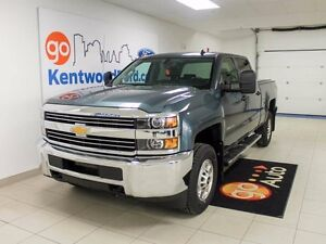 2015 Chevrolet Silverado 2500HD LIFTED! LEATHER! AND I HAVE BACK