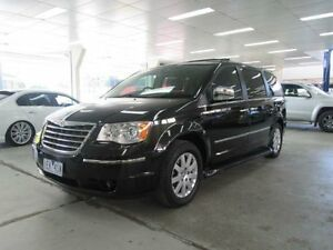 2010 Chrysler Grand Voyager RT Limited Black 6 Speed Automatic Wagon Fyshwick South Canberra Preview