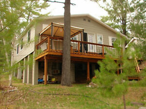 Private Home/Cottage on Badger Lake Alban, Ontario Hartley Bay