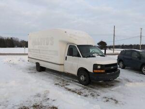 2003 Chevrolet Express Commercial  3500 VAN