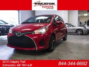 2016 Toyota Yaris LE, ALLOY RIMS, BLUETOOTH, POWER WINDOWS, POWE