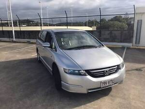 2005 Honda Odyssey Wagon Mansfield Brisbane South East Preview