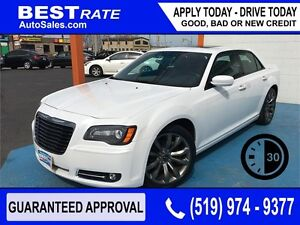 CHRYSLER 300 S - APPROVED IN 30 MINUTES! - ANY CREDIT LOANS