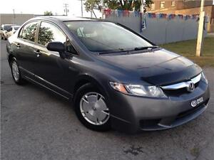 HONDA CIVIC 2010 DX-G LOADED .EXCELLENT CONDITION,
