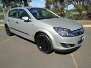 2008 Holden Astra AH MY08 CD Silver 5 Speed Manual Hatchback Clontarf Redcliffe Area Preview