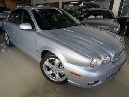 2009 Jaguar X-Type MY09 2.1 LE Silver 5 Speed Automatic Sedan